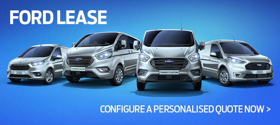 Ford Lease Quote Tourneo Custom