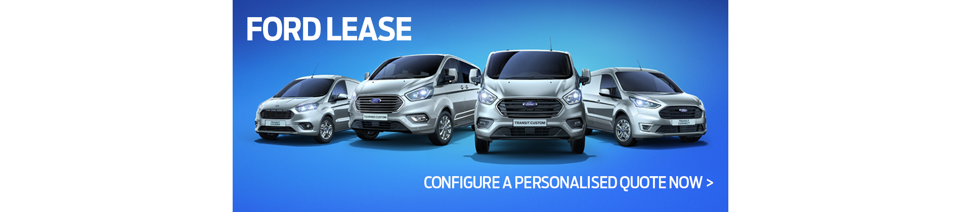 Ford Lease quote Transit