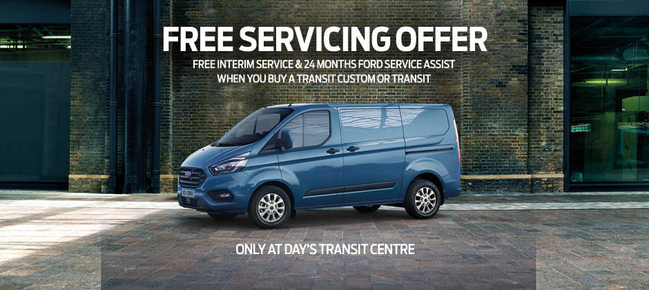 Ford Transit offers south Wales