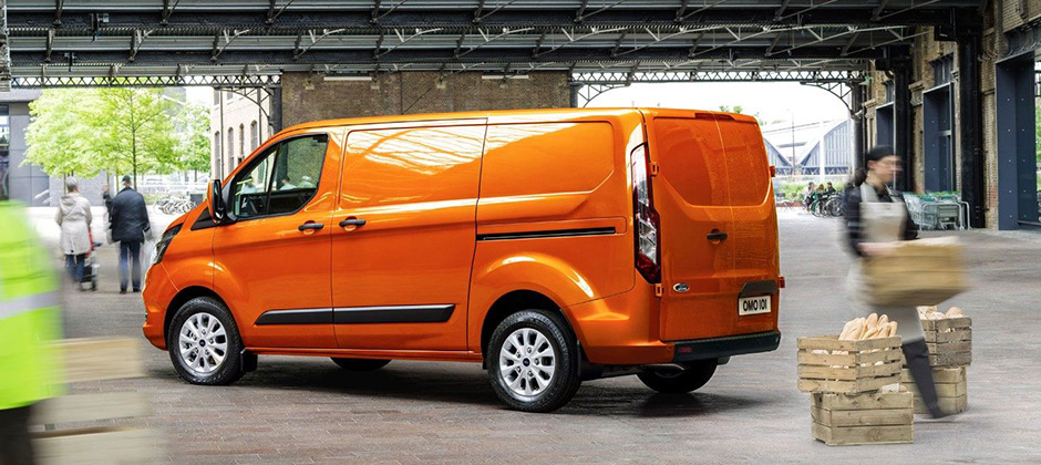 Ford Transit Custom Van