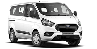 New Ford Transit Tourneo